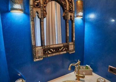 Baño Suite - Príncipe de Cortegana