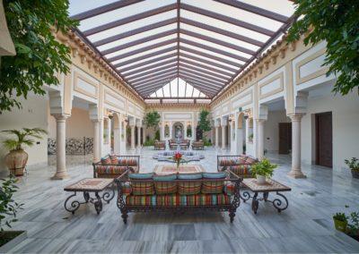 Indoor patio - Príncipe de Cortegana